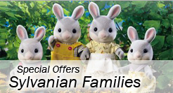 Special Offers - Sylvanian Families