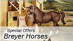 Special Offers - Breyer Horses