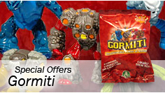 Special Offers - Gormiti
