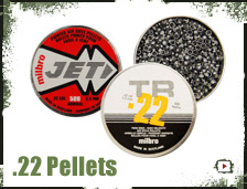 .22 Pellets